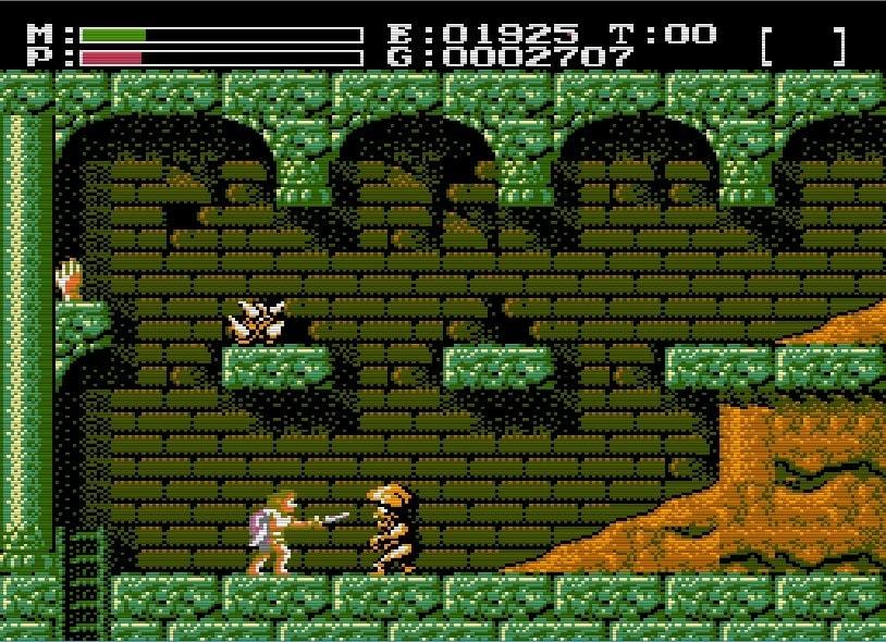 日本ファルコムの傑作『ザナドゥ』を大幅改変したファミコンソフト『ファザナドゥ』の評価は正当だったのか!?の画像004