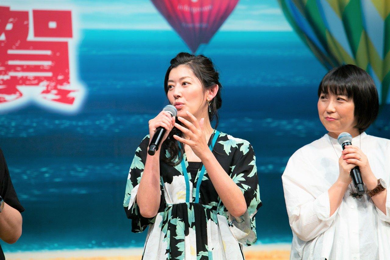 声優・松田健一郎と生天目仁美を「興奮して見れない」女優・佐藤藍子がテレまくる!の画像002