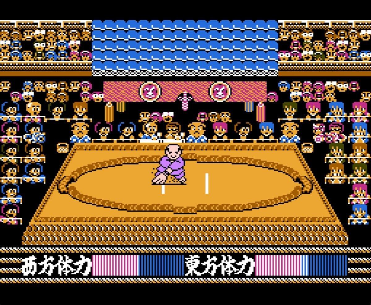 幕下から這い上がる苦しみ…ファミコン『つっぱり大相撲』に詰まった相撲の醍醐味の画像008