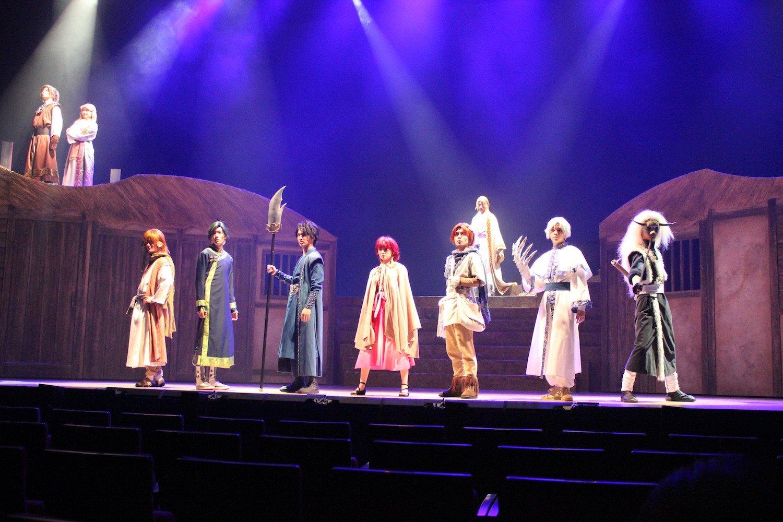 生駒里奈・矢部昌暉、舞台『暁のヨナ』公開ゲネプロで華麗な舞&殺陣を披露!の画像002