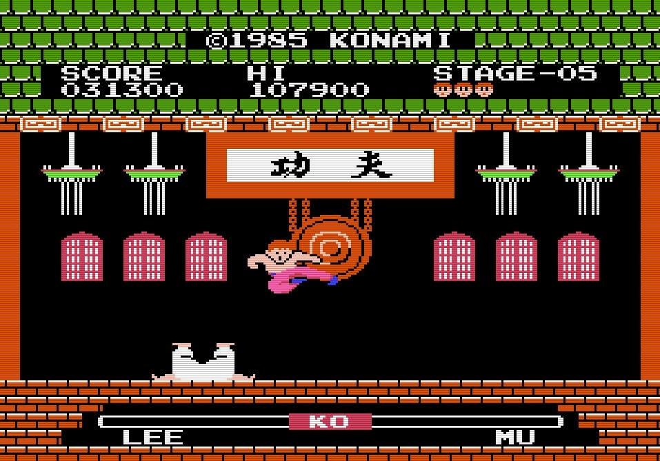 『イー・アル・カンフー』から35年…コナミ初のファミコンソフトは対戦格闘ゲーム!の画像008