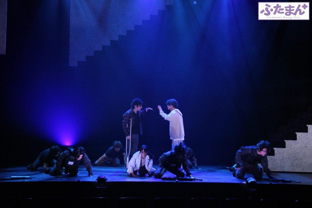 音楽劇『黒と白-purgatorium-』開幕! 岩永徹也「今までの舞台と違った視点」とアピールの画像004