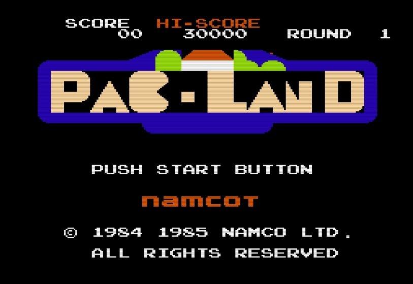 """パックマン40周年!『パックランド』""""7650点ジャンプ""""にドヤ顔した記憶がよみがえるの画像001"""