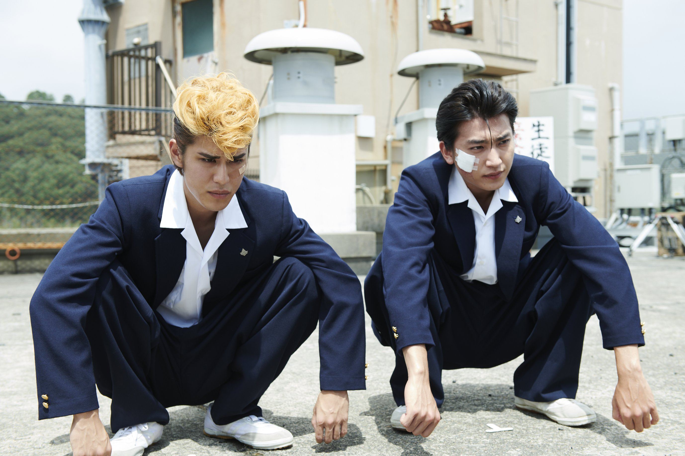 『GTO』の原点、ヤンキー漫画『湘南純愛組!』が寛一郎&金子大地で実写化決定の画像003