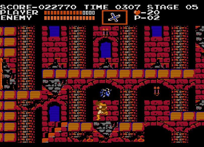 """ファミコン『悪魔城ドラキュラ』""""理不尽な死""""と""""伝説の神曲""""に触れた34年前の記憶の画像004"""