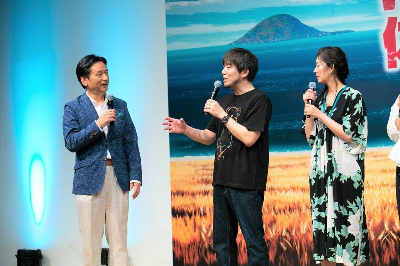 声優・松田健一郎と生天目仁美を「興奮して見れない」女優・佐藤藍子がテレまくる!の画像003