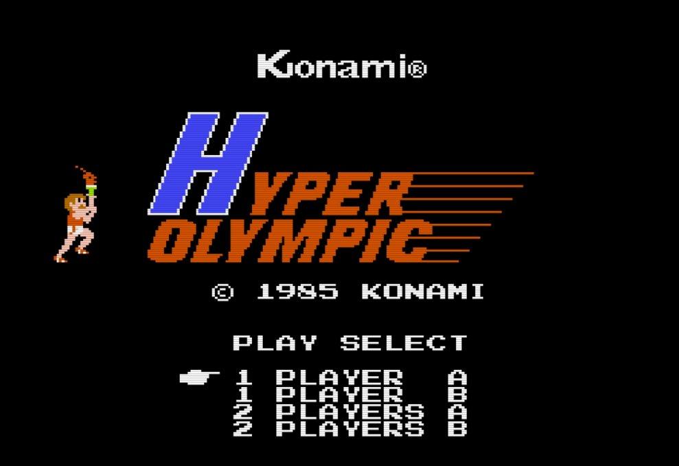 コナミのファミコンソフト『ハイパーオリンピック』で五輪ロス解消? 世界記録樹立のために試行錯誤した懐かしき記憶の画像001