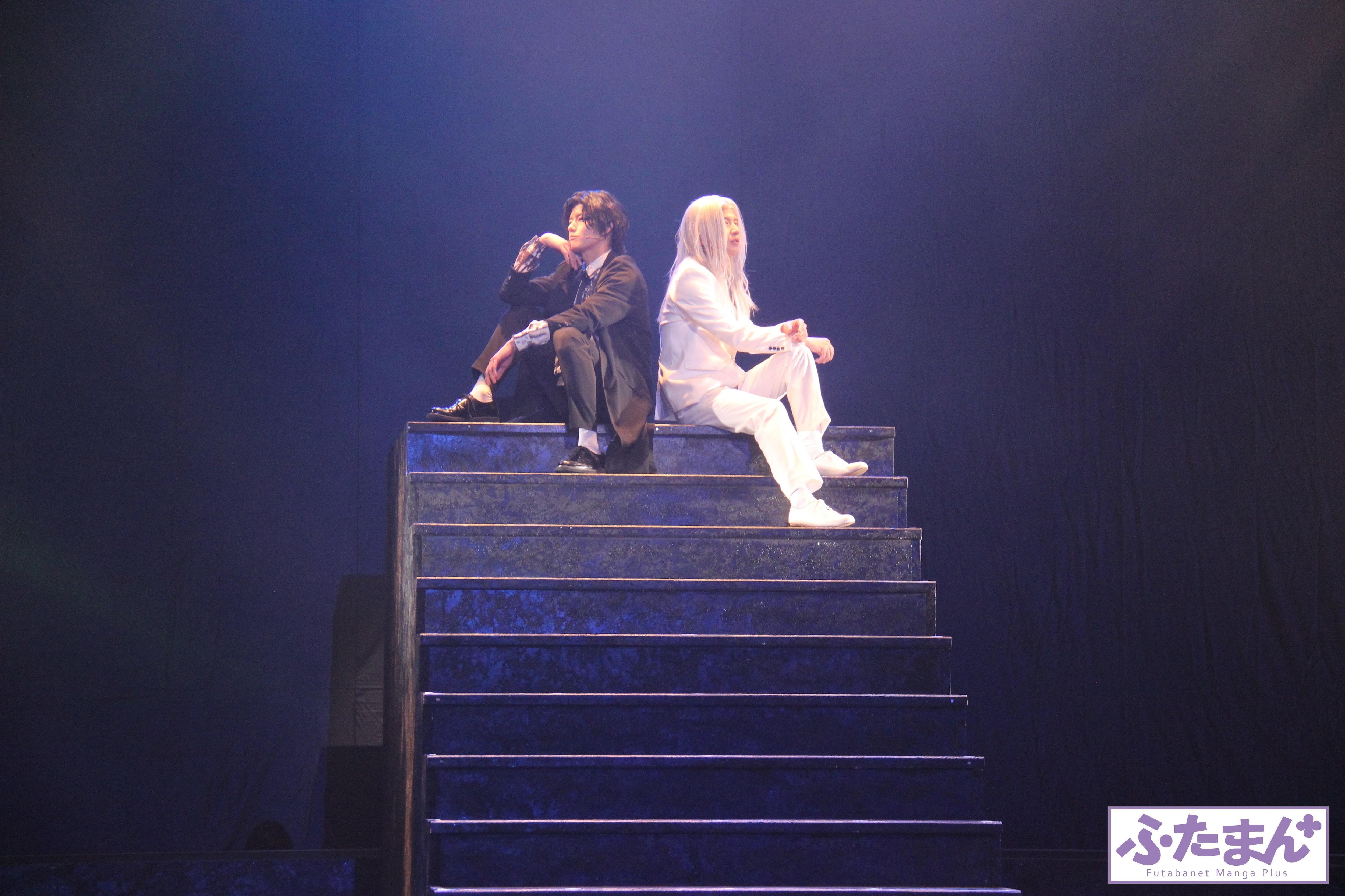 音楽劇『黒と白-purgatorium-』開幕! 岩永徹也「今までの舞台と違った視点」とアピールの画像006