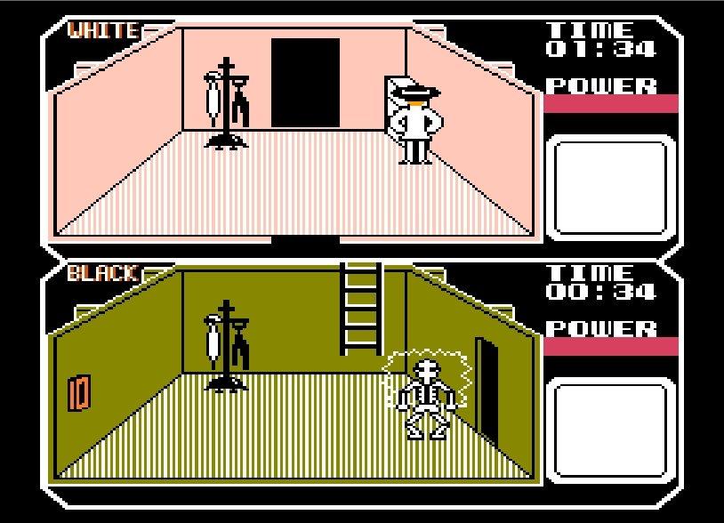 接待プレイに友情破壊…トラウマ必至の対戦ファミコン『スパイvsスパイ』斬新だったゲーム性とは?の画像006