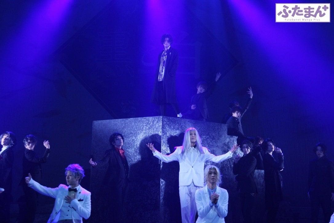 音楽劇『黒と白-purgatorium-』開幕! 岩永徹也「今までの舞台と違った視点」とアピールの画像001