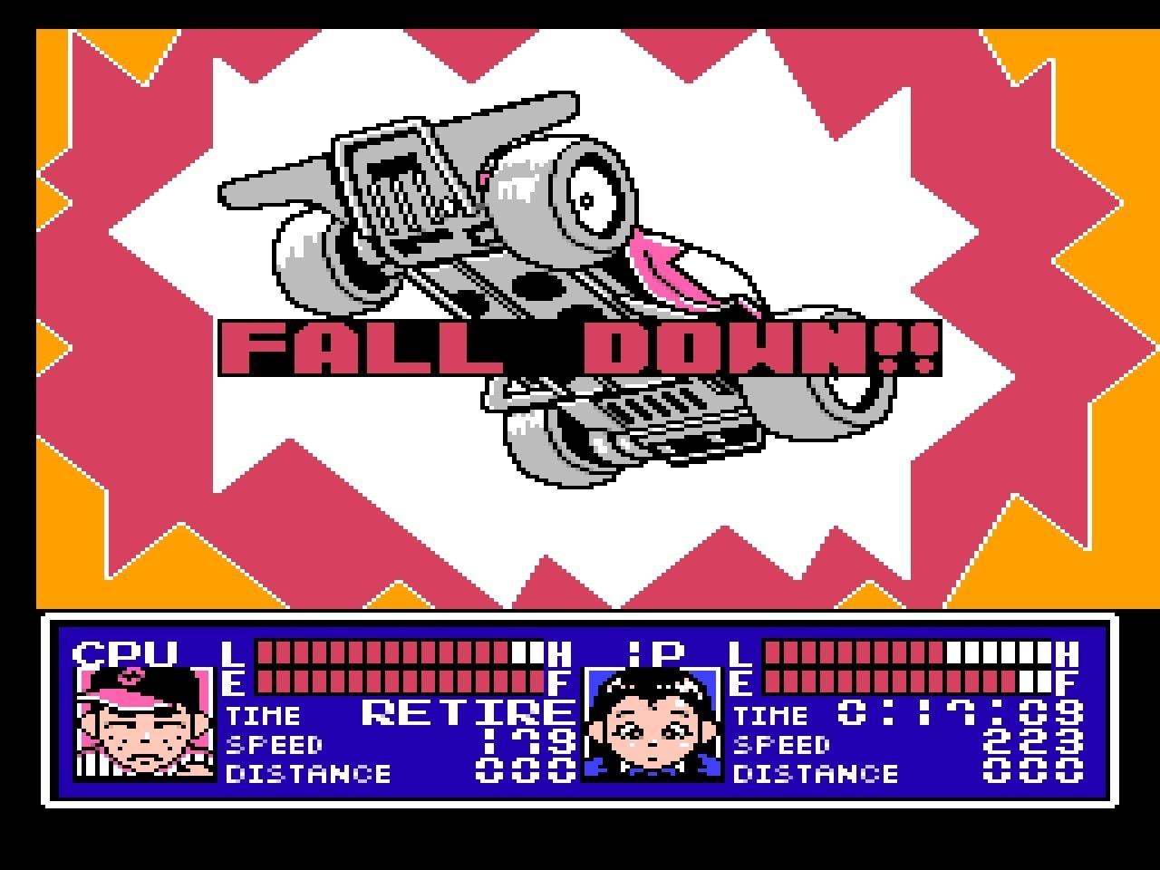 『ダッシュ四駆郎』世代を直撃! ファミコン『レーサーミニ四駆 ジャパンカップ』の意外性のある面白さの画像008