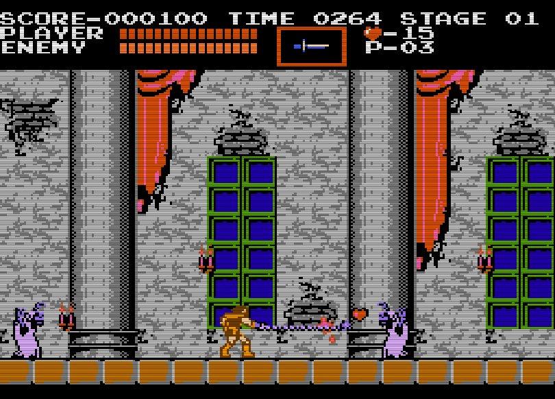 """ファミコン『悪魔城ドラキュラ』""""理不尽な死""""と""""伝説の神曲""""に触れた34年前の記憶の画像002"""