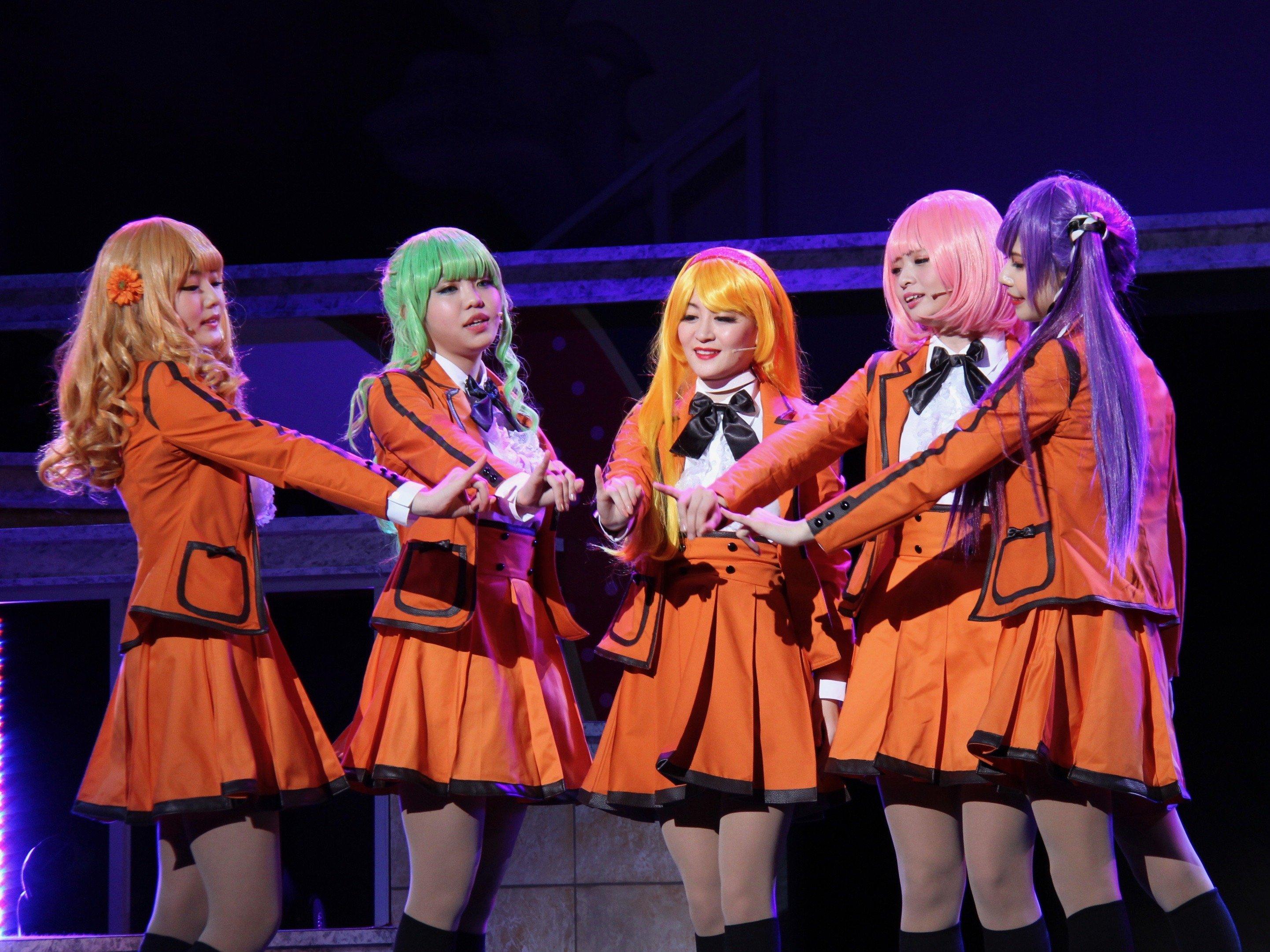 永井豪『キューティーハニー』女性アイドル勢ぞろいで舞台化 元NMB48・上西恵ら、早着替え「全公演成功させたい!」の画像006