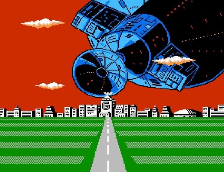 ガンダムゲーム「史上最高傑作」は、ファミコン『ガチャポン戦士2カプセル戦記』【フジタのコラム】の画像012