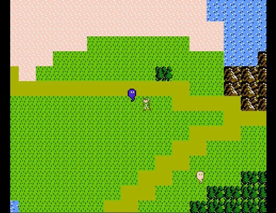 アイアンナックに泣いた! ゲーム&ウォッチで復活『リンクの冒険』が異色作だったワケの画像005