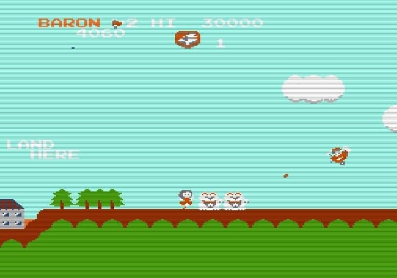 BGMがクセになる、名作STG『スカイキッド』には「ナムコらしい遊び心」がギッシリ!の画像004