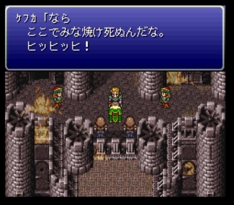 SFC版『ファイナルファンタジー6』発売から26年…いまだに愛される壮大な群像劇RPGの記憶の画像005