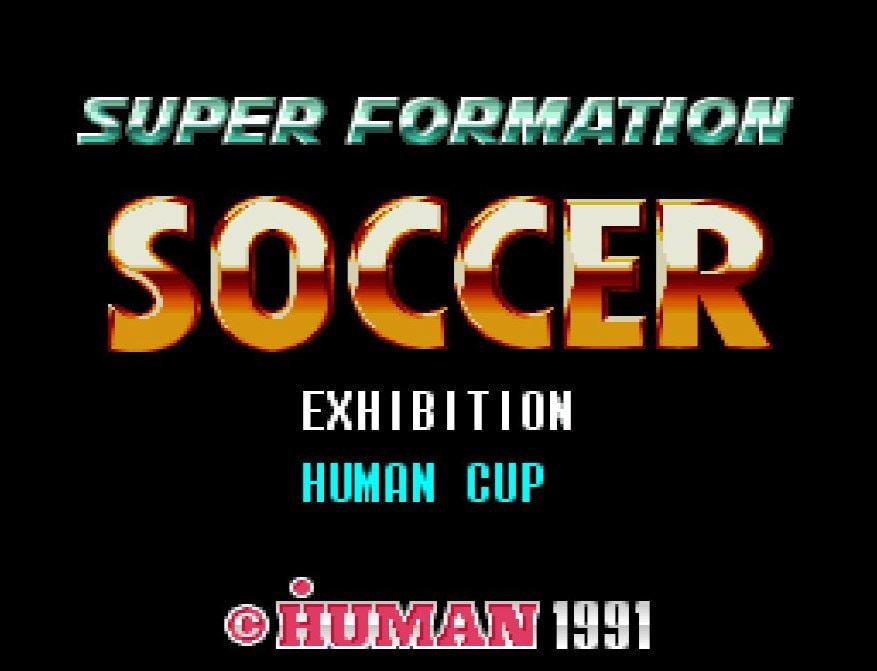 スーパーファミコン『スーパーフォーメーションサッカー』縦画面の画期的サッカーゲームにあった「2-3-5」の謎の画像006