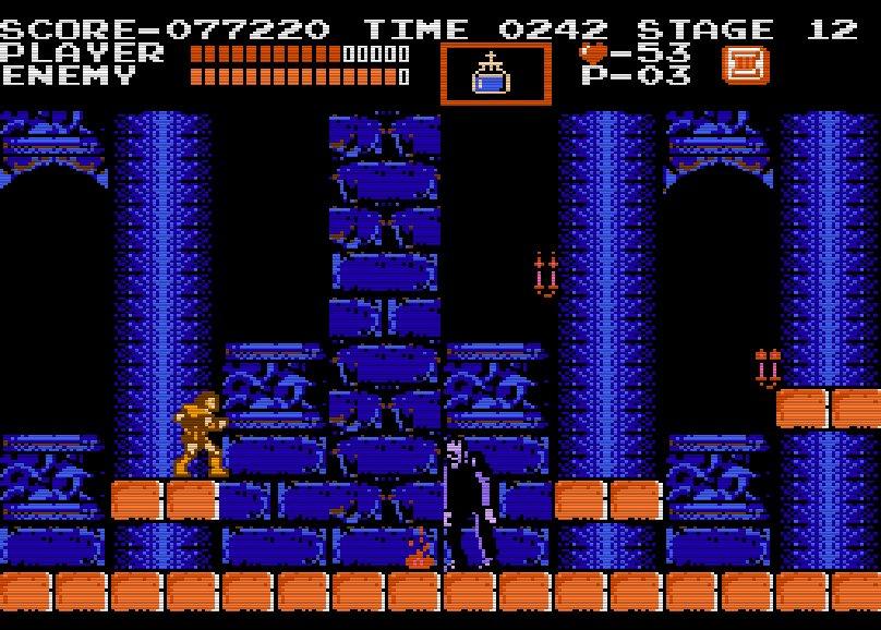 """ファミコン『悪魔城ドラキュラ』""""理不尽な死""""と""""伝説の神曲""""に触れた34年前の記憶の画像005"""