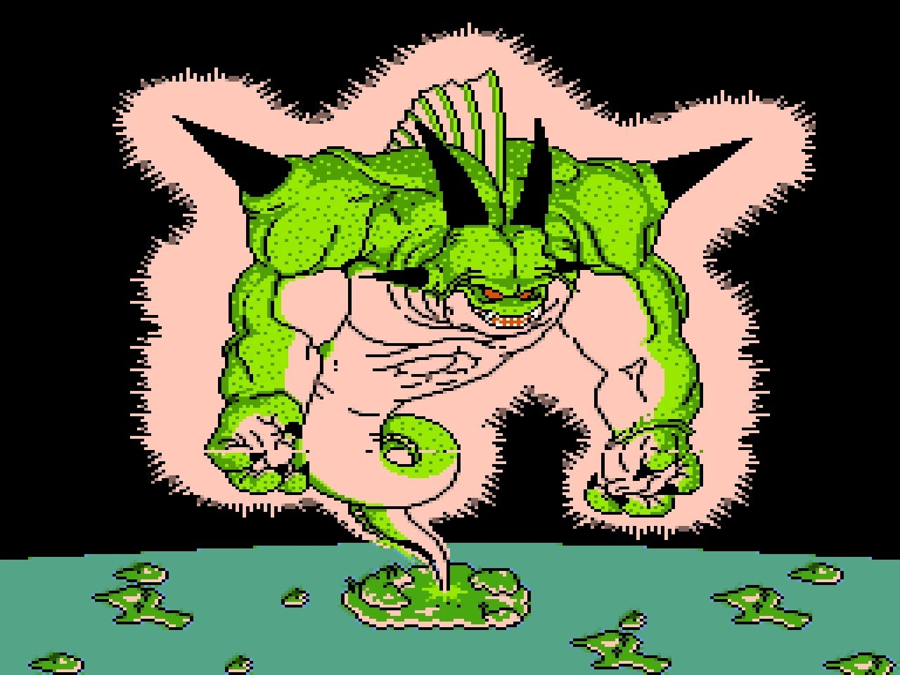 カード要素を取り入れた傑作、FC版『ドラゴンボールZII 激神フリーザ!!』が面白すぎた理由の画像011