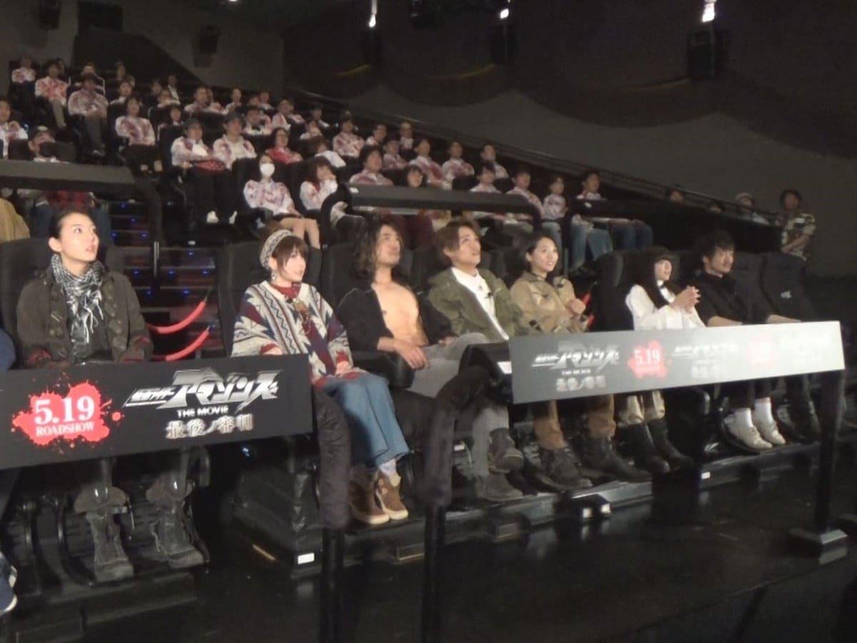 【リポート動画付】劇場版『仮面ライダーアマゾンズ』出演の谷口賢志「絶対に裸で観ないでください」とファンに異色アピールの画像006