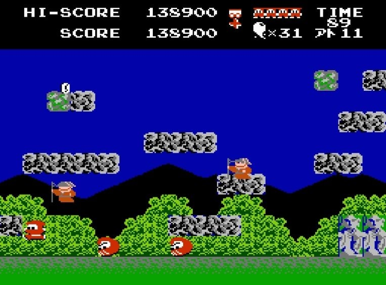 ファミコン『じゃじゃ丸の大冒険』はジャレコならではの「鬼畜遺伝子」を継承した激ムズアクション!の画像008