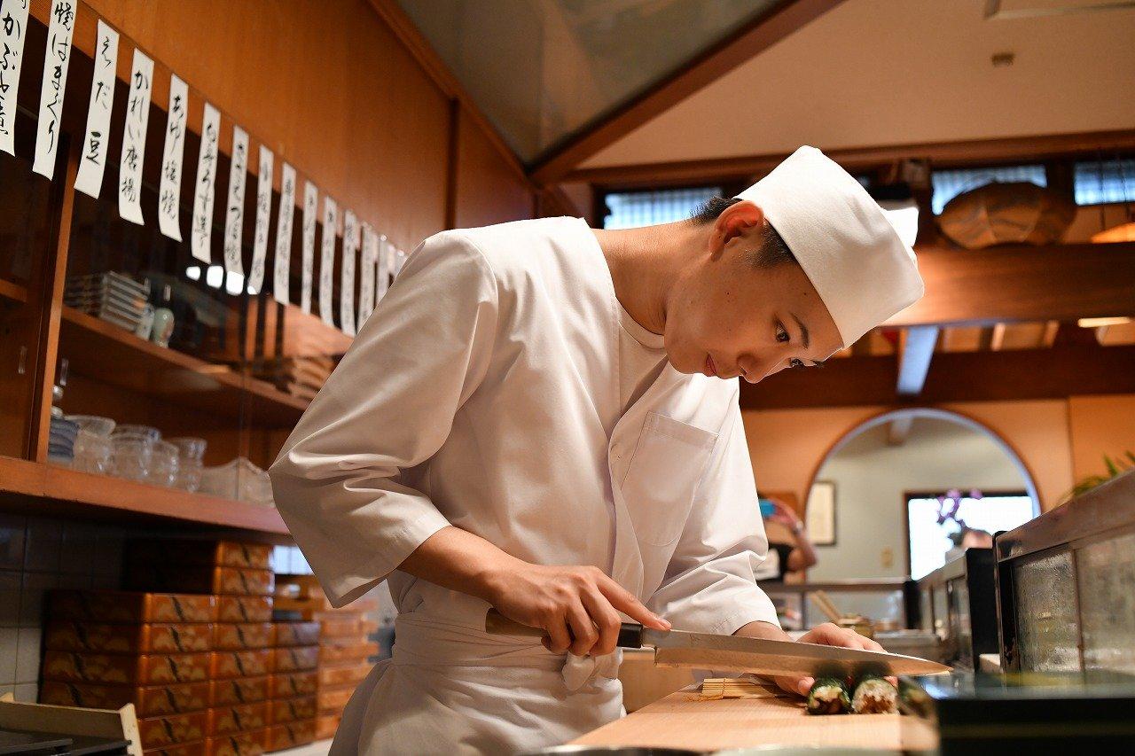 須賀健太「寿司と俳優人生を語る!」独占インタビューの画像001