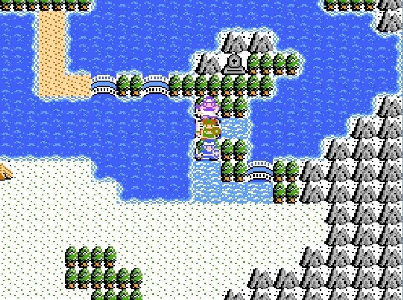 """ロンダルキアへの洞窟、パスワード違い…ファミコン版『ドラクエ2』の""""トラウマ""""を振り返るの画像008"""
