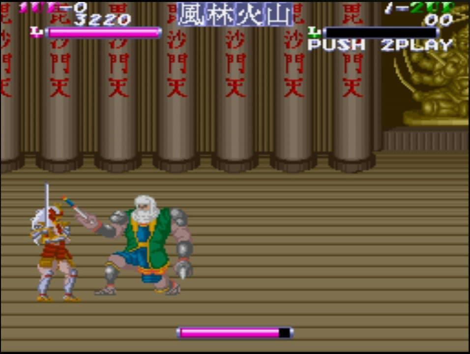 """大河ドラマ大ヒット時代に生まれたアーケードゲームの珍作『武田信玄』は""""再評価されるべき""""ベルトスクロールアクションだったの画像014"""