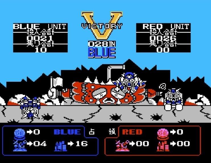 ガンダムゲーム「史上最高傑作」は、ファミコン『ガチャポン戦士2カプセル戦記』【フジタのコラム】の画像013