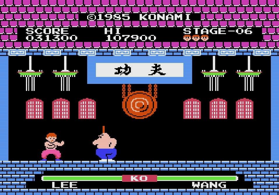 『イー・アル・カンフー』から35年…コナミ初のファミコンソフトは対戦格闘ゲーム!の画像005