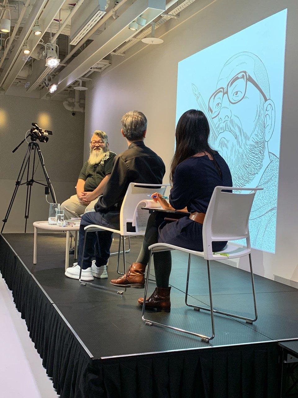 『弟の夫』漫画家・田亀源五郎「イギリス上陸と同性愛を語る!」大英博物館に展示された複製原画が手に入る!?の画像007