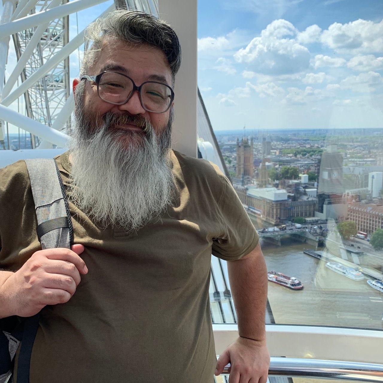 『弟の夫』漫画家・田亀源五郎「イギリス上陸と同性愛を語る!」大英博物館に展示された複製原画が手に入る!?の画像008