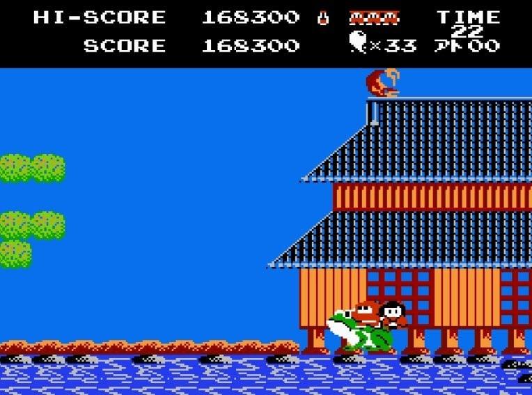 ファミコン『じゃじゃ丸の大冒険』はジャレコならではの「鬼畜遺伝子」を継承した激ムズアクション!の画像010