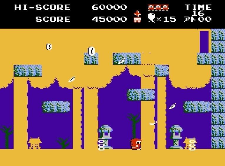 ファミコン『じゃじゃ丸の大冒険』はジャレコならではの「鬼畜遺伝子」を継承した激ムズアクション!の画像004