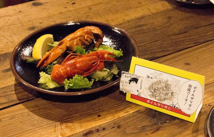 オオグソクムシってどんな味!? 人気コミック『桐谷さん ちょっそれ食うんすか!?』のメニューを期間限定販売!の画像005