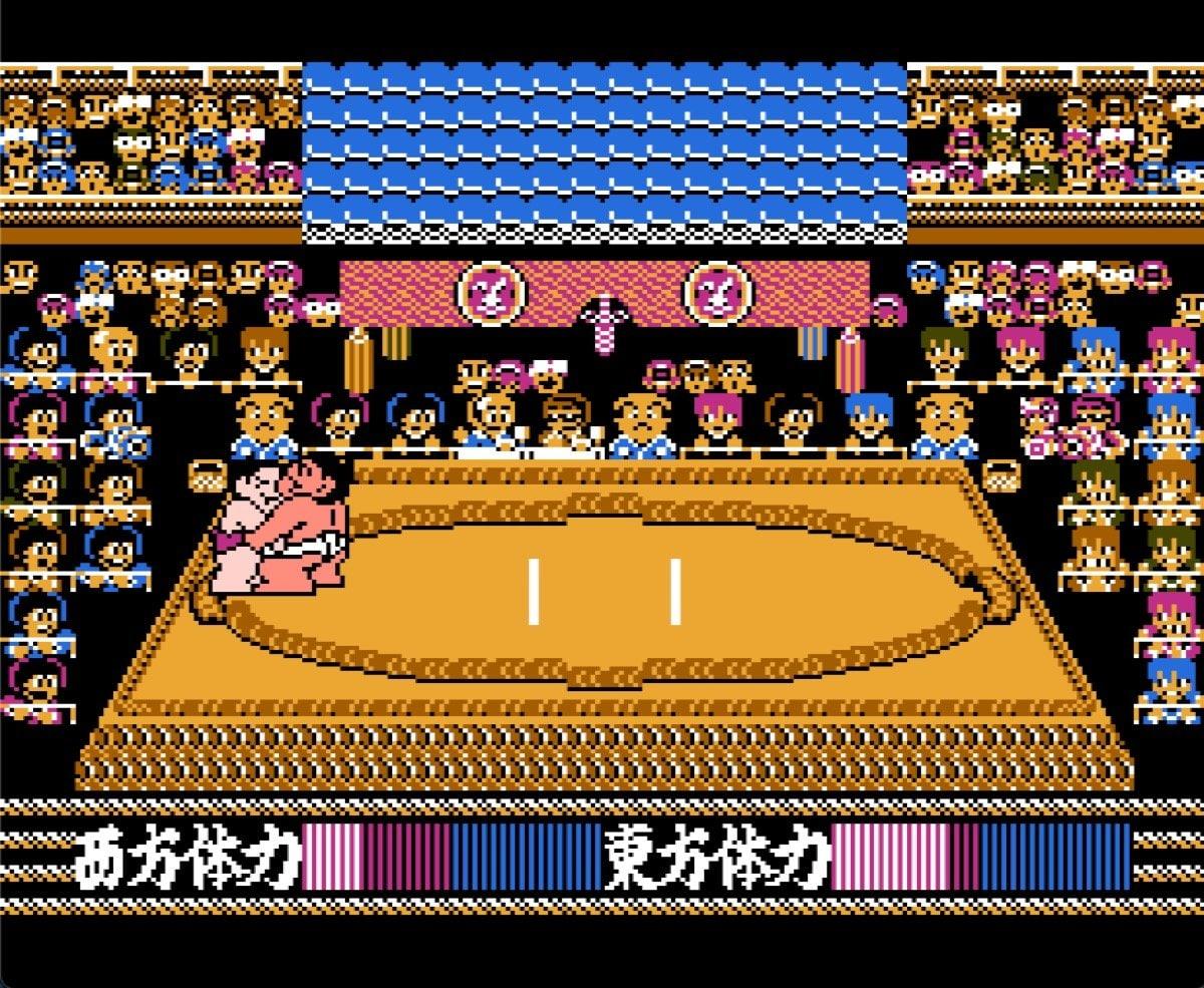 幕下から這い上がる苦しみ…ファミコン『つっぱり大相撲』に詰まった相撲の醍醐味の画像010