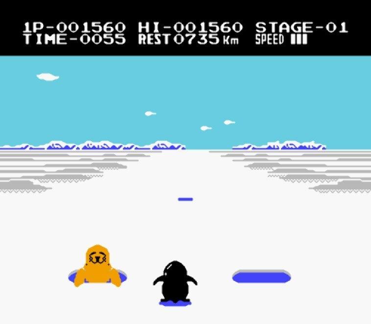 ファミコン版『けっきょく南極大冒険』35周年! 疾走するペンギンに熱中した日々の画像002