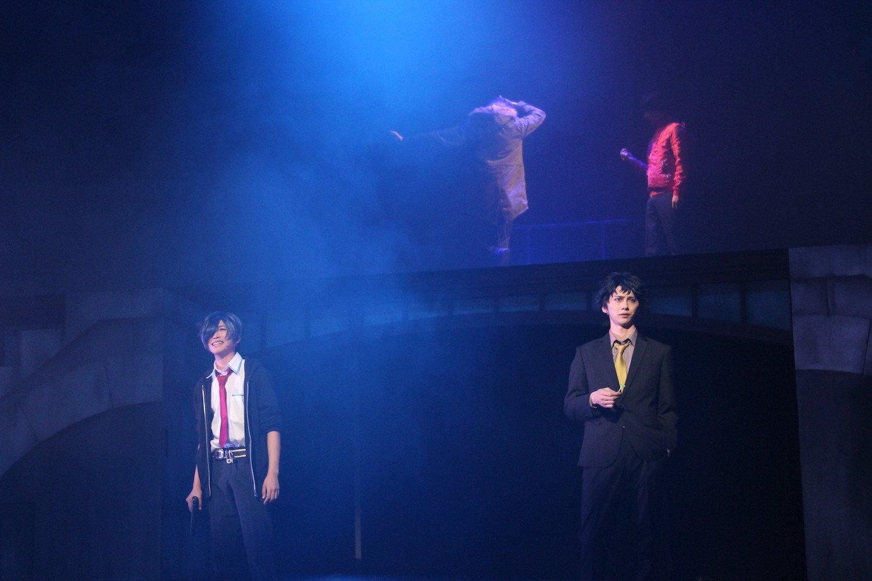 木津つばさらがカッパに! 幾原邦彦監督の世界観まま舞台『さらざんまい』公演開始の画像012