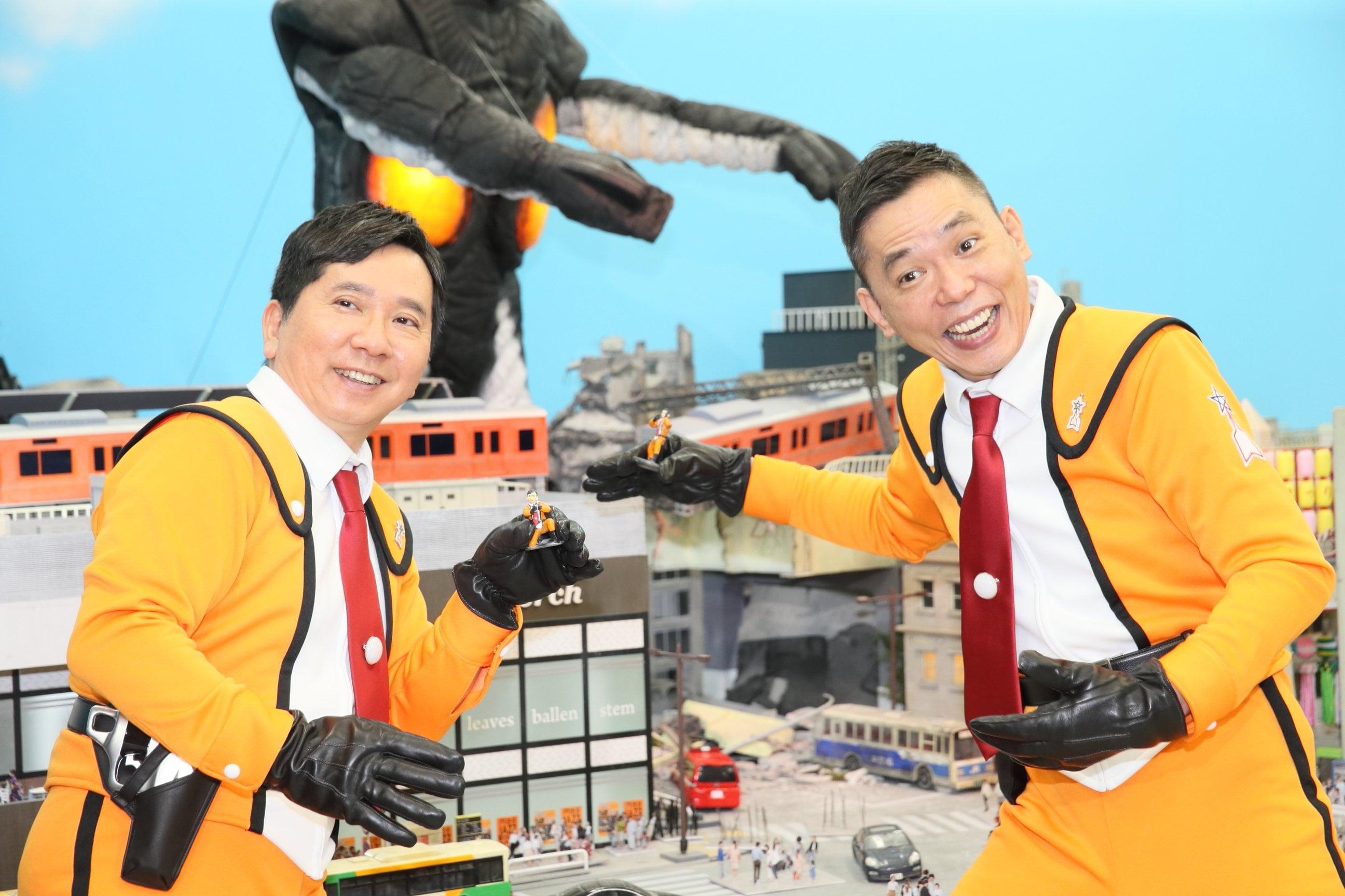 爆笑問題・太田「ウルトラマンフェスティバルで子供おきざりの危ないギャグを連発!」の画像003