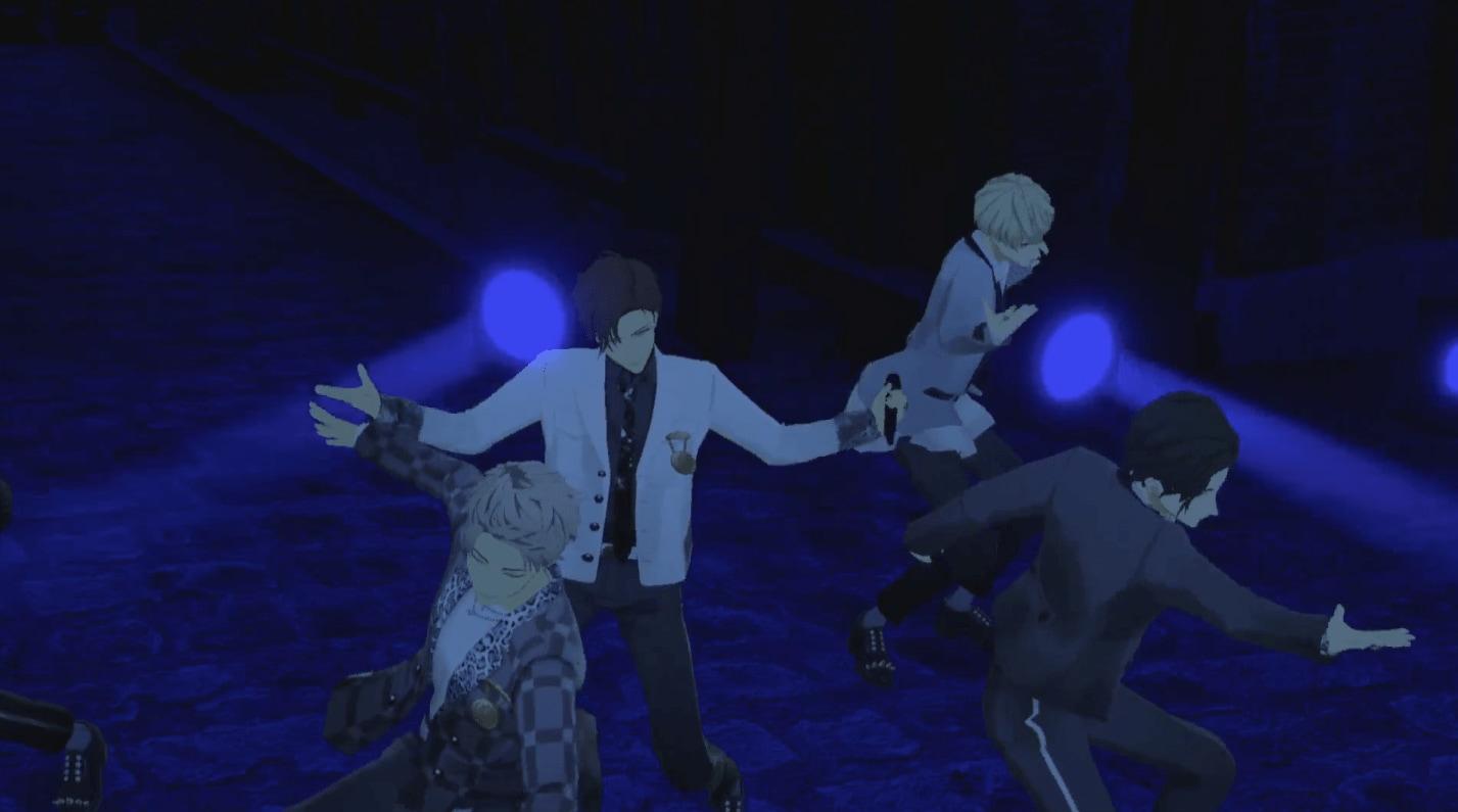 学芸大青春1st LIVE『WHO WE ARE ! Return!!』最新技術を駆使したライブをレポートの画像006
