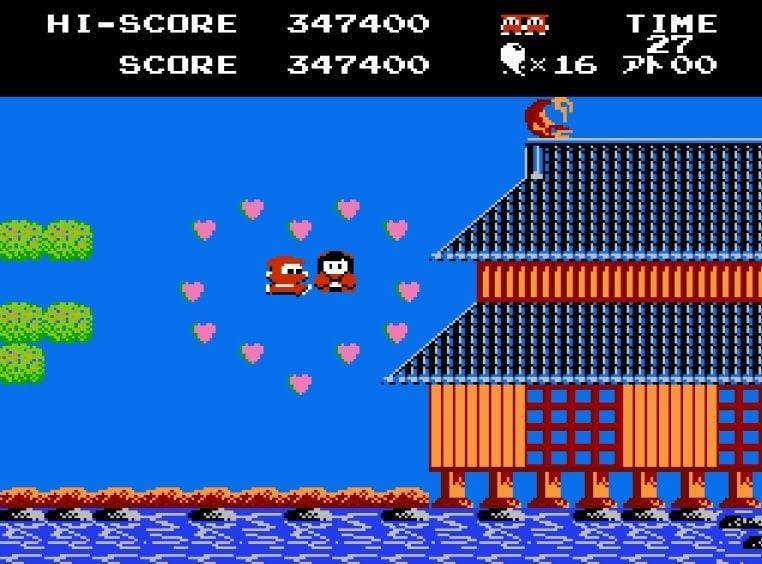 ファミコン『じゃじゃ丸の大冒険』はジャレコならではの「鬼畜遺伝子」を継承した激ムズアクション!の画像011