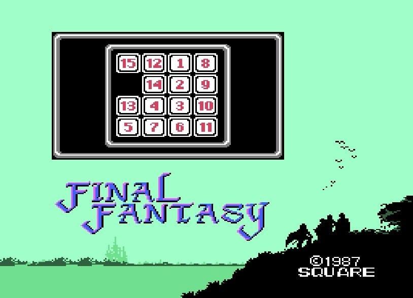 発売33周年!『ドラクエ』と並ぶ国民的RPGとなった、初代『ファイナルファンタジー』を回顧の画像005