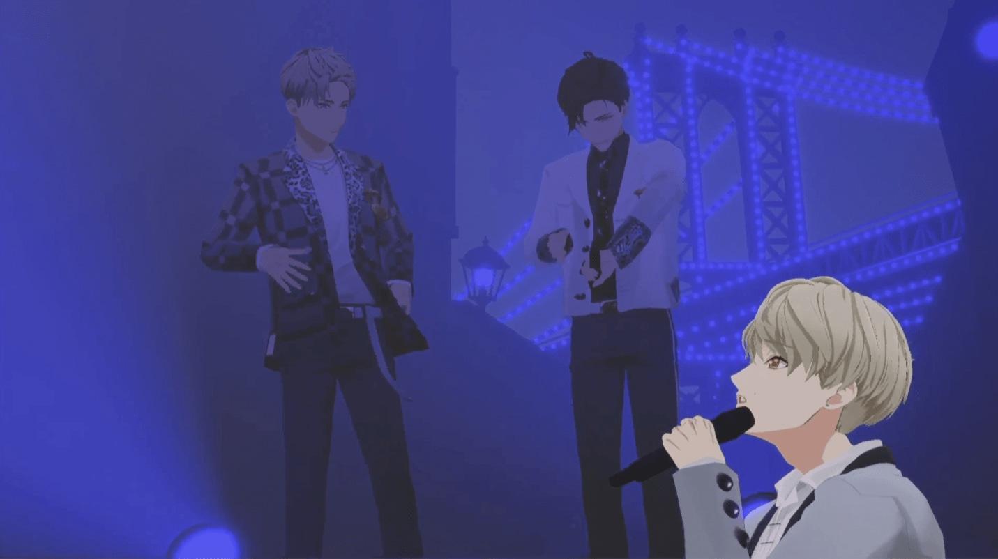 学芸大青春1st LIVE『WHO WE ARE ! Return!!』最新技術を駆使したライブをレポートの画像009