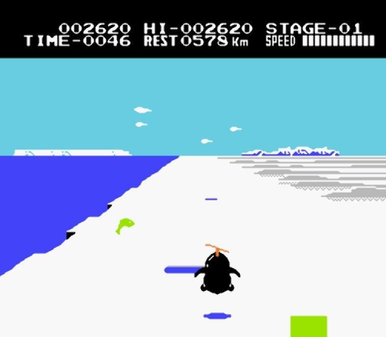ファミコン版『けっきょく南極大冒険』35周年! 疾走するペンギンに熱中した日々の画像004