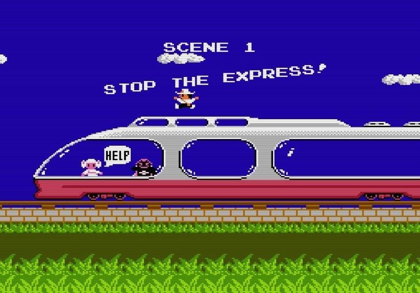 「電車面の記憶しかない」35周年を迎えるファミコン『チャレンジャー』をガチ再チャレンジしてみたの画像002