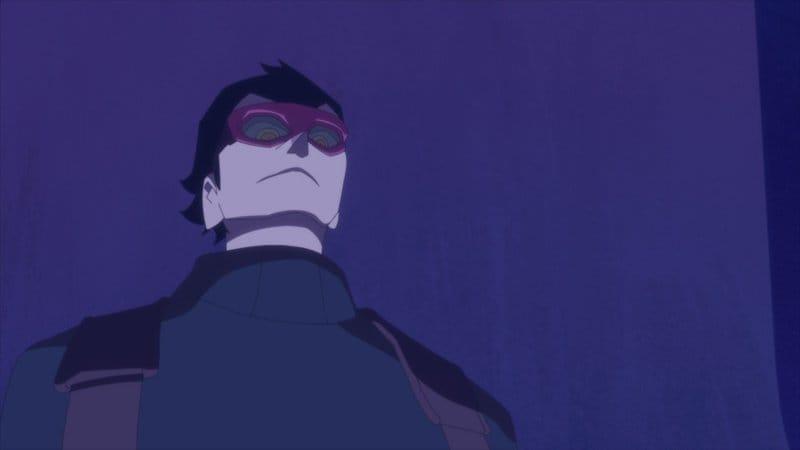 アニメ『BNA ビー・エヌ・エー』空から降ってきたのは渡り鳥獣人!? 第7話先行カット公開の画像008