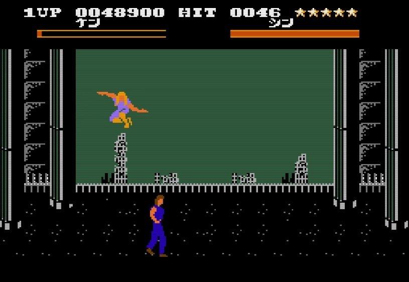 ファミコン芸人フジタ、少年ジャンプ原作「最凶の激ムズ」ソフト『北斗の拳』を語るの画像008