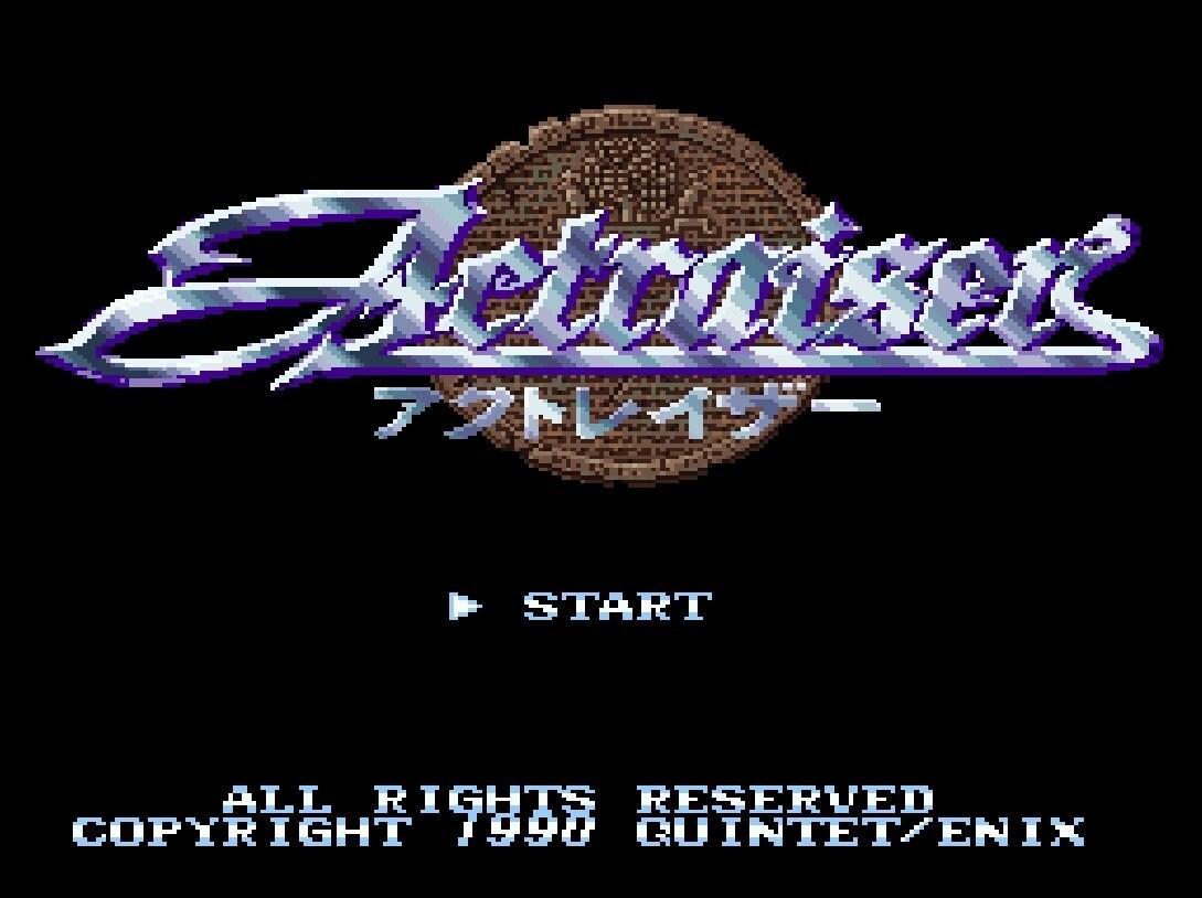 発売30周年! 古代祐三の神曲に衝撃『アクトレイザー』が示した「スーパーファミコン」の無限の可能性の画像001