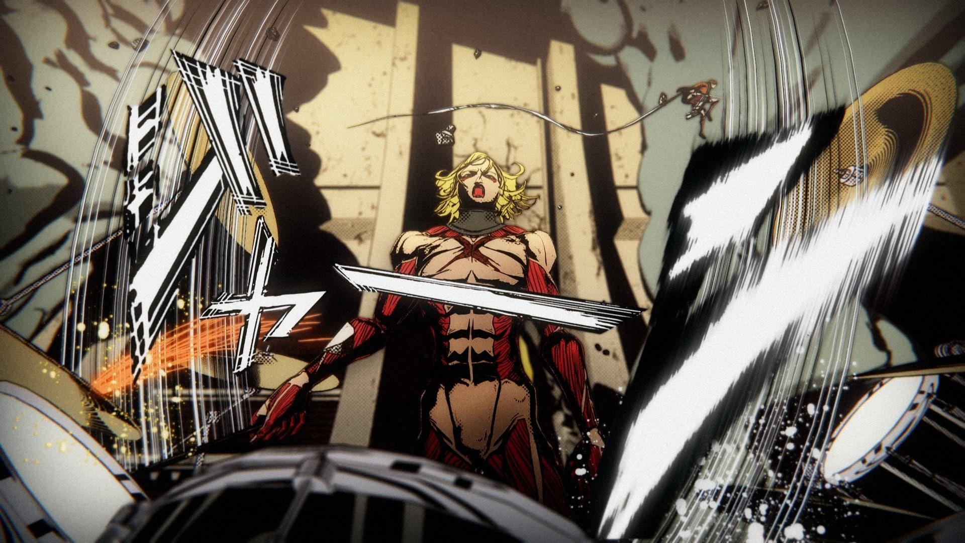 YOSHIKIの『進撃の巨人』ワンダ新CMで思い出す「バカボン出演」の不思議の画像002